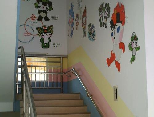 室内楼梯环境的创设