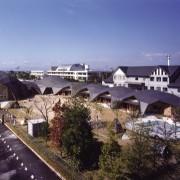 全木结构设计 日本泡泡幼儿园