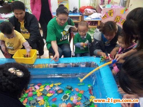 伟才幼儿园亲子活动