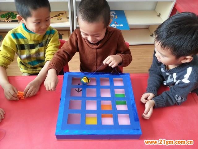 2013年伟才幼儿园教师教玩具制作比赛网络投