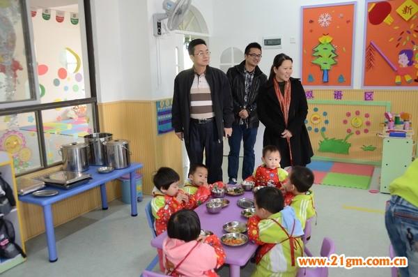 """佛山顺德大良伟才幼儿园顺利通过""""广东省规范化幼儿"""