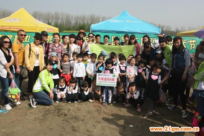 仙桃偉才國際幼兒園第二屆親子沙雕藝術節圓滿落幕