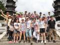 踏浪巽寮湾,逐梦伟才人——2014年伟才总部教师节惠州之旅