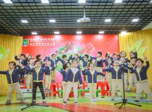 缤纷圣诞,五彩伟才——广东省汕头市澄海伟才幼儿园圣诞Party