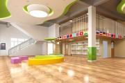 广东顺德容桂英晖幼儿园:伟才设计出品的亮丽风景线