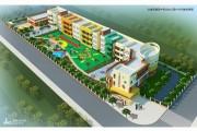 湖南郴州汝城伟才幼儿园:打造当地最大教育生态园