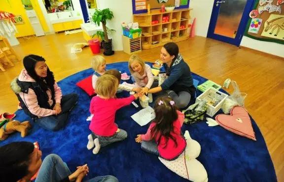 瑞吉欧教育理念下的幼儿园环境规划图片
