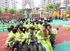 重庆武隆伟才幼儿园举办教师外训成果展示活动