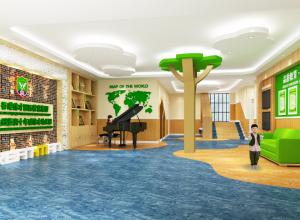 四川达州蓝润十年城幼儿园