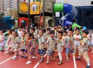 萌翻啦!河南洛阳正大国际香港伟才幼儿园上演了一场萌版奥运会