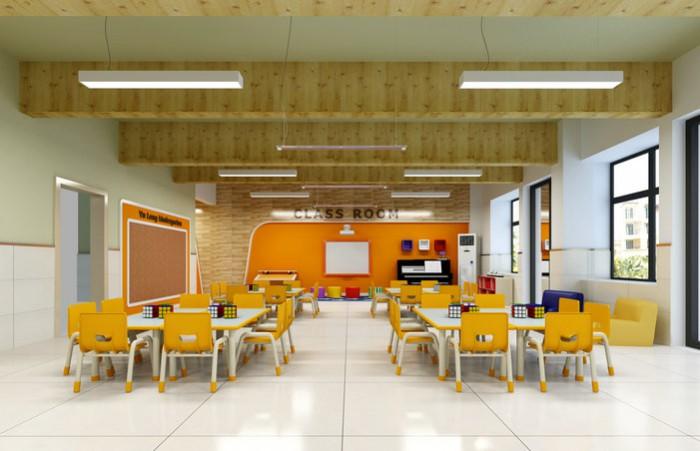 裕龙幼儿园——活动室