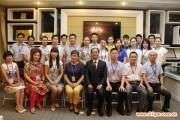 记伟才2015年第三季新伙伴培训会议