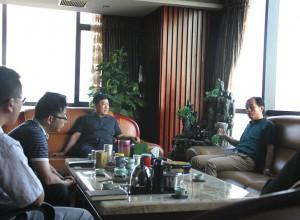 辽宁省铁岭市领导一行到访伟才教育,深入交流幼儿园项目合作事宜