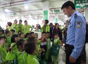 我们到农贸市场购物去!——重庆武隆伟才幼儿园大班幼儿社会实践活动