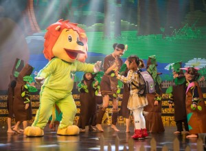 猛戳视频!四川泸州首届儿童春晚,伟才宝贝萌娃秀!