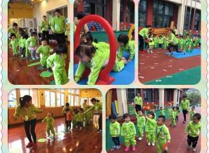 重庆武隆伟才幼儿园:体育优质课研活动,促进幼儿身心健康和谐发展