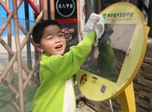 湖北仙桃和合伟才幼儿园:宝贝们,让我们撸起袖子,一起乐翻劳动节!