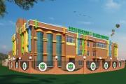 高端幼儿园装修设计上是如何布置环境的?