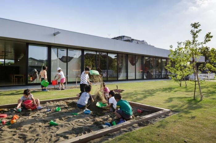 yutaka幼儿园——以激发孩子玩性为己任
