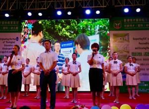 开启精彩旅程,漫游快乐童年——广西桂林兴安伟才幼儿园招生文艺晚会