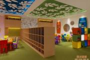 珠海幼儿园装修设计小常识