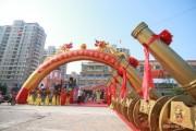 爱在伟才,拥抱未来!江西鄱阳湖城豪庭伟才幼儿园盛大开园!