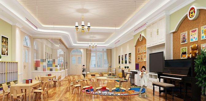 内蒙古幼儿园装修设计注意什么