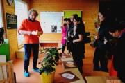 伟才设计分享2017年伟才幼教交流团德国站(一):走进Vincerola蒙特梭利幼儿园