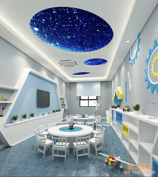 追逐梦想,全力飞翔!安徽六安喜迎高端幼儿园