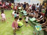 四川成都温江时代西锦伟才幼儿园   六一,用最灿烂的笑容致童年