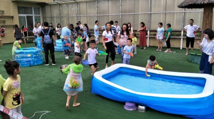 四川成都温江时代西锦伟才幼儿园 | 六一,用最灿烂的笑容致童年