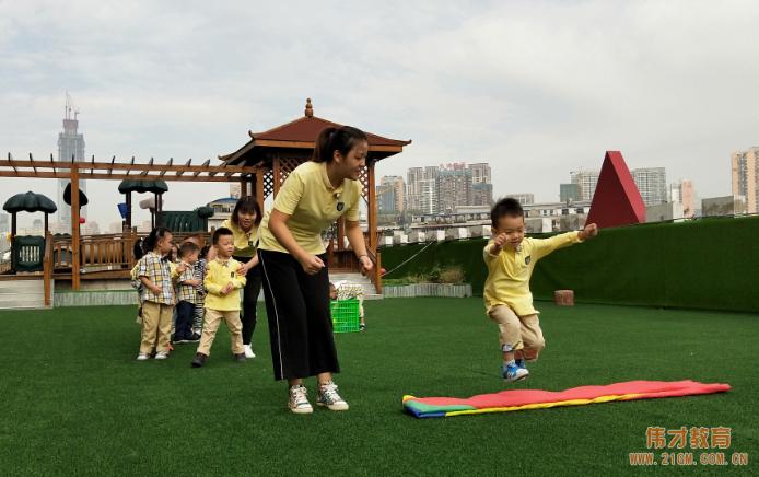"""提高幼儿园体育活动的科学性 ——伟才教育开展""""体育活动的策划和组织""""培训"""