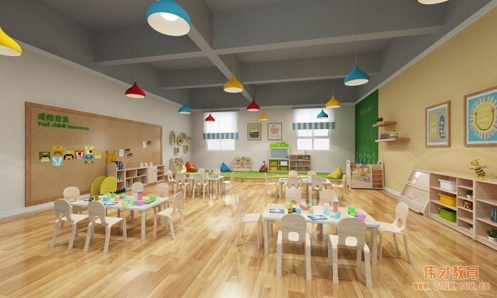 广东清远再迎伟才幼儿园,打造当地高规格品质园所