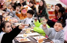 元旦特辑丨湖北荆州楚天都市佳园伟才幼儿园:动物音乐剧,任性跨年