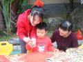 广西东兴天鹅湖伟才幼儿园:迎新春,逛庙会