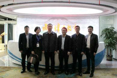 广西贺州职业学院领导莅临betcmp冠军国际betcmp冠军国际参观考察