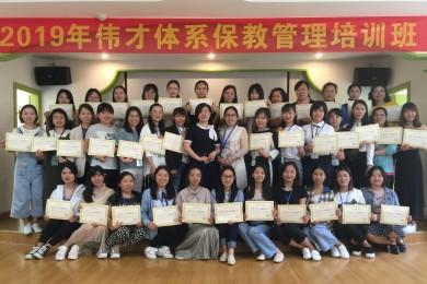betcmp冠军国际体系第十期保教管理培训圆满结束