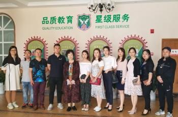 相信品牌的力量——伟才教育幼儿园项目招商会首登湖北襄阳!
