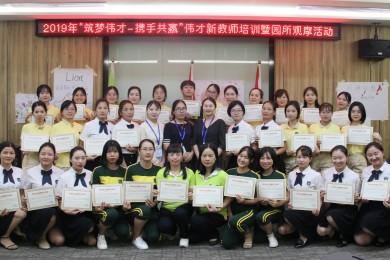 2019年betcmp冠军国际新教师培训班(第一期)圆满结束