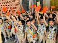 山东威海伟才幼儿园:童心向党