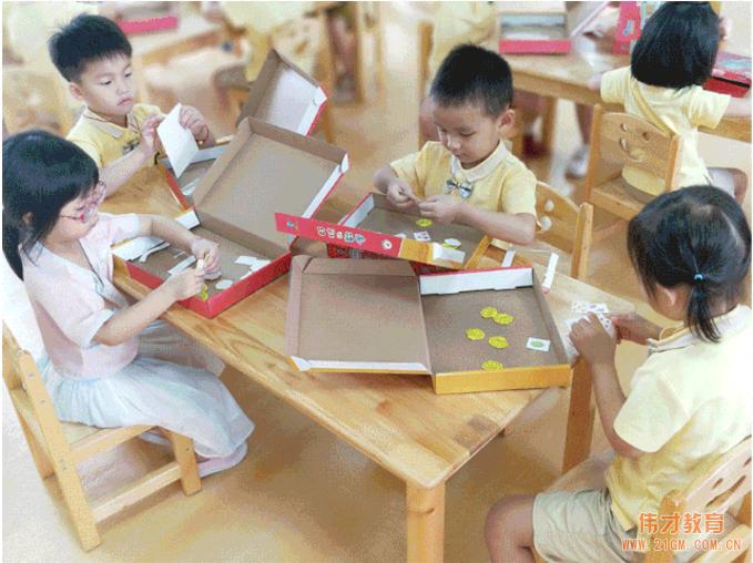 广东普宁市伟才幼儿园大班回园记:你笑起来真好看!