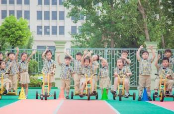 开学季,广东梅州再迎一所伟才新园!