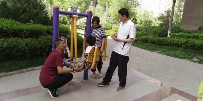 """格兰绿都伟才幼儿园""""防拐骗""""演练活动,孩子们的反应让人出乎意料"""