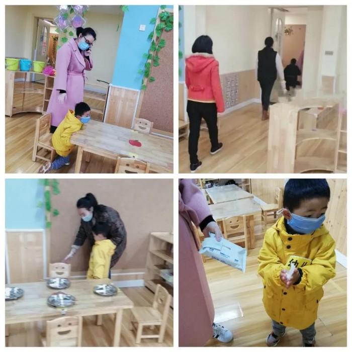 保利堂悦(伟才国际)幼儿园疫情防控应急演练
