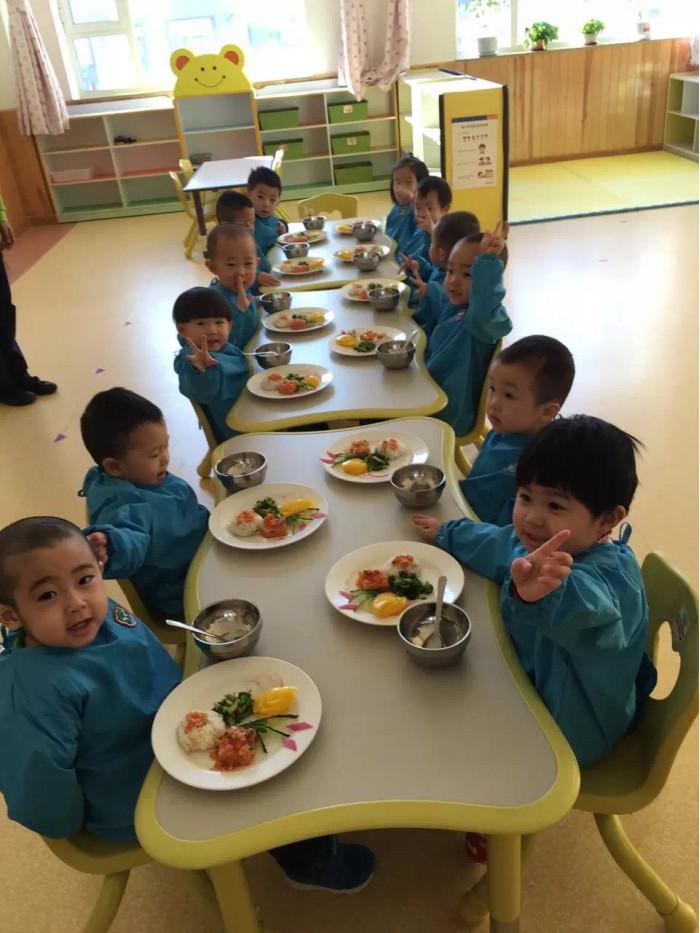 松原金雨伟才(国际)幼儿园特色 一健康饮食图片