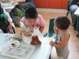6.15  给爸爸的爱 宝贝们正在做蛋糕