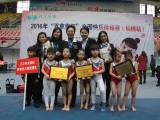 快乐体操赛圆满落幕--国际伟才幼儿园成绩不俗