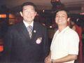 美国首位华人市长、香港伟才首席顾问黄锦波博士来广州伟才考察与指导工作
