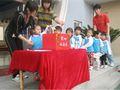 伟才幼儿园发起抗震赈灾捐资活动