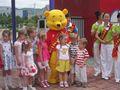 俄罗斯幼教旅行团在延边伟才幼儿园开展教育联谊活动